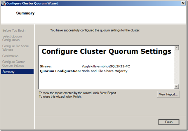 SQL Failover Cluster without Shared Storage   SQL Server 2012 and SMB   image thumb