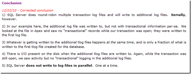An XEvent a Day (23 of 31) – How it Works – Multiple Transaction Log Files   image thumb