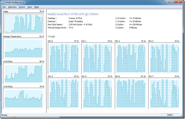 Windows 7 PerfMonitor 2.04 full