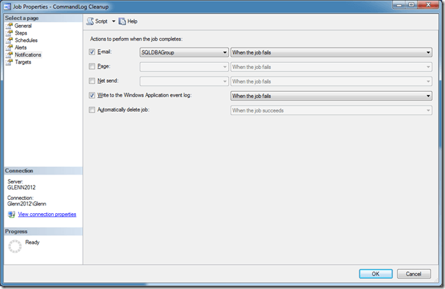 image thumb4 The Accidental DBA (Day 17 of 30): Configuring Alerts for High Severity Problems