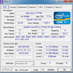 CPU-Z Version 1.67 is Available
