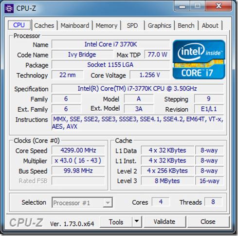 Building A Z170 Desktop System With A Core I7 6700k