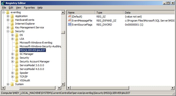 SQL Writer Service