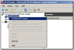 Building a Completely Free Playground for SQL Server   3   Creating the Failover Cluster Nodes and Configuring the iSCSI Environment   image12 thumb