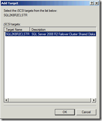 Building a Completely Free Playground for SQL Server   3   Creating the Failover Cluster Nodes and Configuring the iSCSI Environment   image thumb