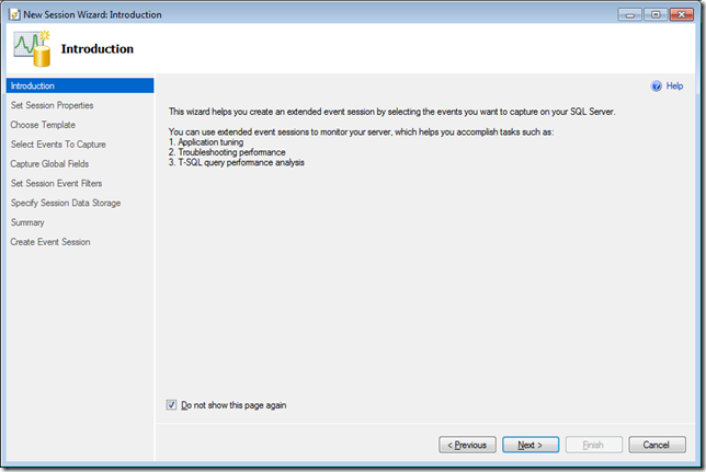SQL Server 2012 Extended Events Update   1  Introducing the SSMS User Interface   image thumb