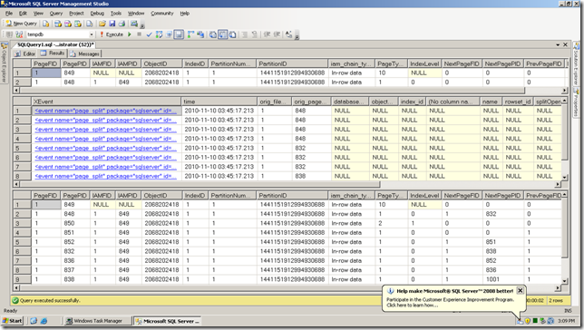 An XEvent a Day (27 of 31)   The Future   Tracking Page Splits in SQL Server Denali CTP1   image thumb