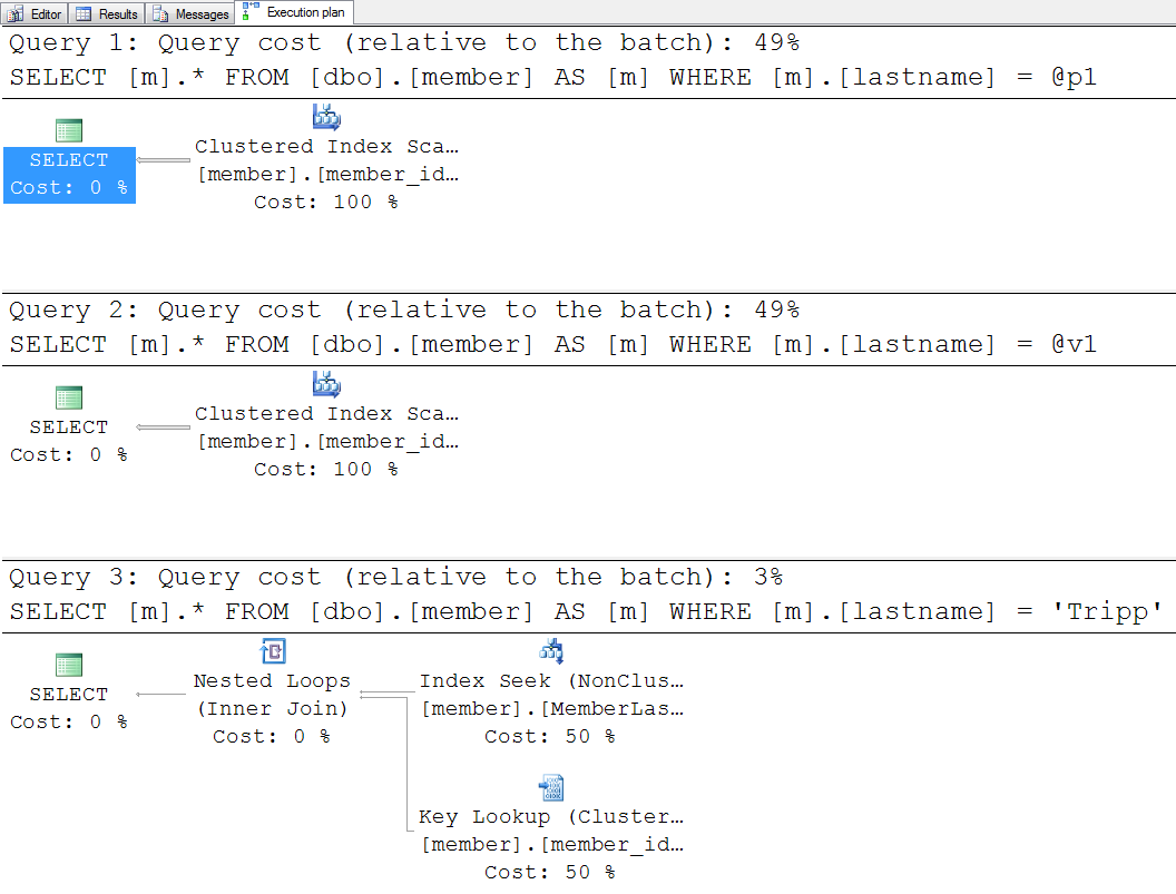 Express Multiple Query Parameters