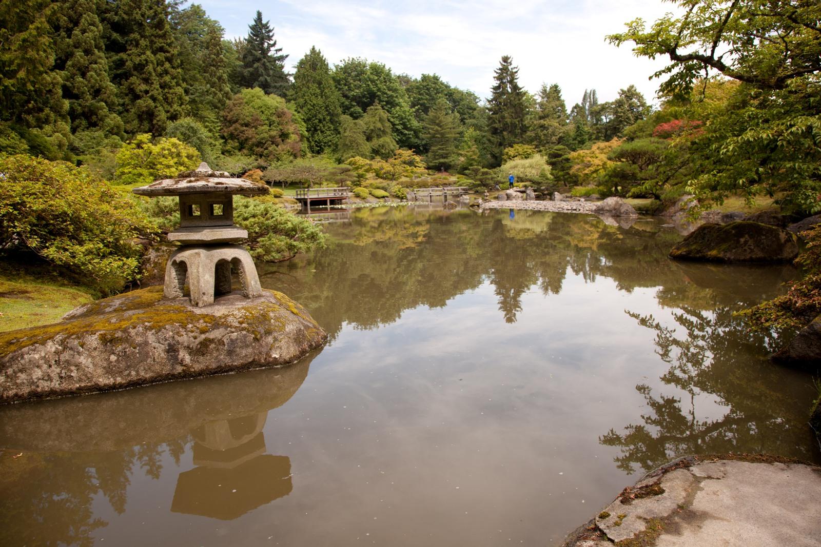 Photos: Japanese Garden at Seattle Arboretum - Paul S. Randal
