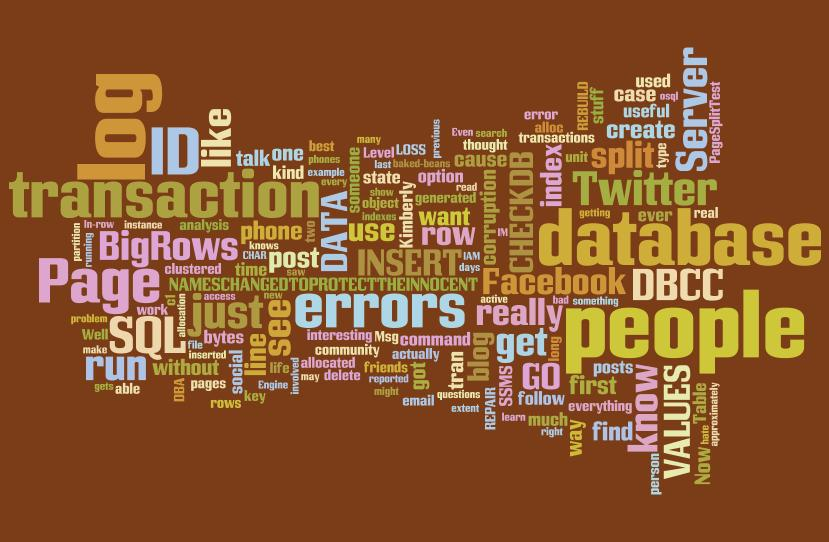 wordle Cool way to visualize word distribution in text   wordle