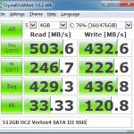 Upgrading a SATA III SSD