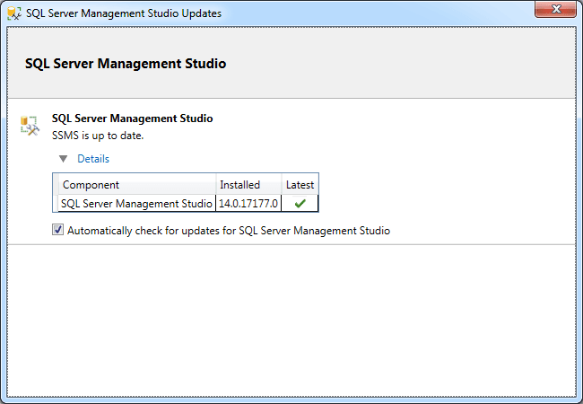 Upgrading Sql Server Separate Version Of Ssms Glenn Berry