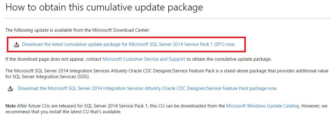 sql server 2019 cu