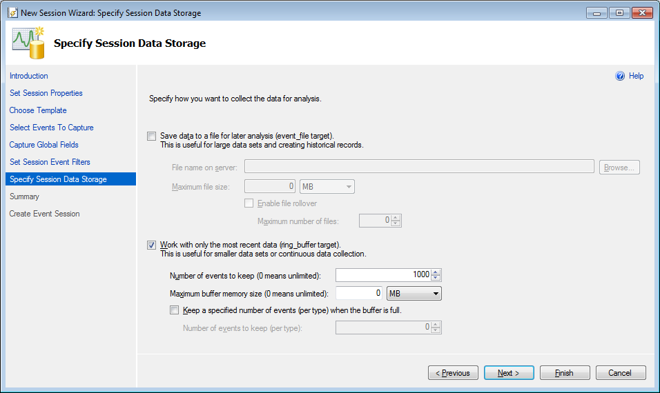 SQL Server 2012 Extended Events Update - 1- Introducing the SSMS