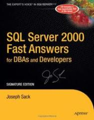 2000fastanswers SQL Server Books