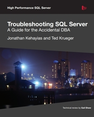 troubleshooting SQL Server Books
