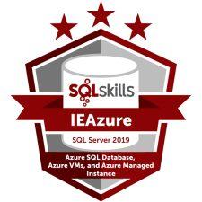 IEAzure-SQLserver2019-3stars
