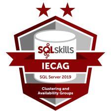IECAG-SQLserver2019-2stars