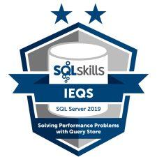 IEQS-SQLserver2019-2stars