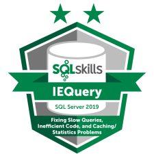 IEQuery-SQLserver2019-2stars