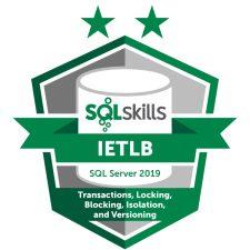 IETLB-SQLserver2019-2stars