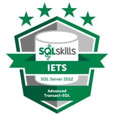 IETS-SQLserver2012-4stars