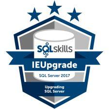 IEUpgrade-SQLserver2017-3stars