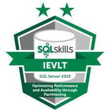 IEVLT-SQLserver2019-2stars